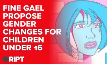 Fine Gael propose gender changes for children under 16