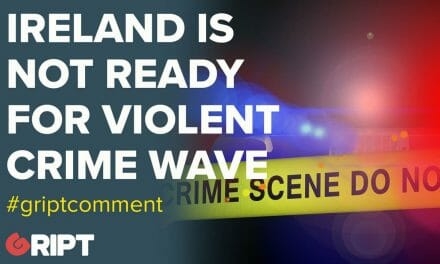 Ireland is not ready for crime wave chaos