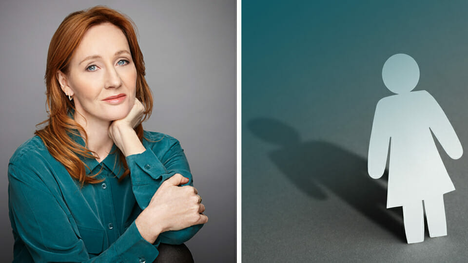 JK Rowling reveals her reasons for speaking out on sex and gender issues