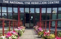 Codd welcomes withdrawal of proposed sale of 1798 Rebellion centre