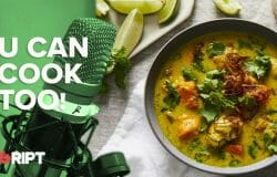 You Can Cook Too 37- Burmese chicken & cashew nuts