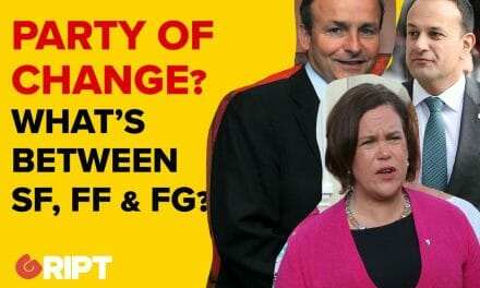 Party of change? What are the differences between SF, FF and FG?