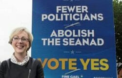 """Strokes"": Ridicule as Regina Doherty appointed to Seanad she campaigned to abolish"
