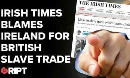 The Irish Times seems to blame Ireland for the slavery crimes of the British Empire