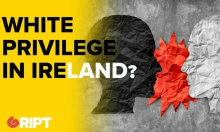 White Privilege In Ireland? Ben Scallan reacts