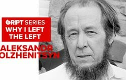 Why I left the Left: Solzhenitsyn who exposed the horrors of Soviet Russia