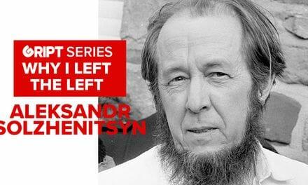 Why I left the Left: Solzhenitsyn who exposed the horrors of Soviet Russia