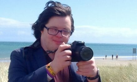 """""""Vote for Conor"""" is the call as Co Louth photographer reaches Down syndrome comp final"""