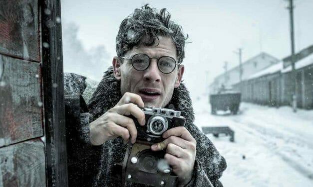 FILM REVIEW: <EM>Mr. Jones.</EM> The 20th Century's greatest cover up
