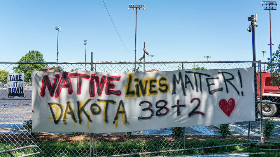 The invisible sorrows sidelined by 'Black Lives Matter'