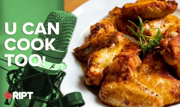 You Can Cook Too 39 – Crispy Chicken and Chickpea Stew