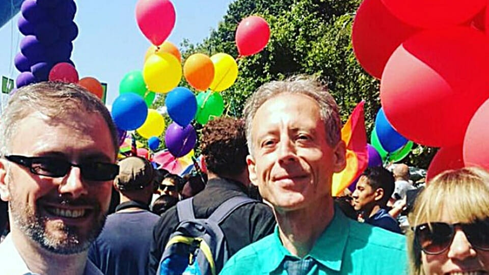 POLL: Should Children's Minister Roderic O'Gorman publicly distance himself from UK campaigner Peter Tatchell?