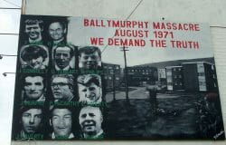 ON THIS DAY: 10 AUGUST: The Ballymurphy Massacre