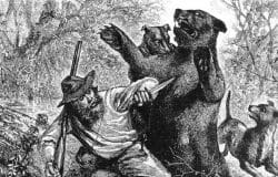 ON THIS DAY: 25 AUGUST 1823: Hugh Glass and the Grizzly Bear