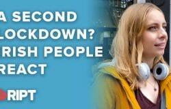 """BAD IDEA"": Irish people react to the idea of a 2nd lockdown   Gript"