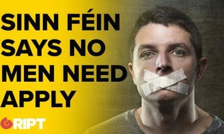 """NO MEN NEED APPLY"": Irish politicians go full-radical feminist"