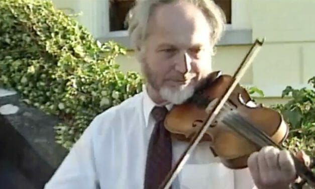 Brendan Mulkere, the fiddle virtuoso who taught thousands how to find the heart of music