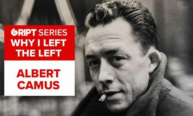 Why I left the Left: Camus – the conscience of the French Left