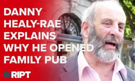 Danny Healy-Rae explains why he opened his family pub