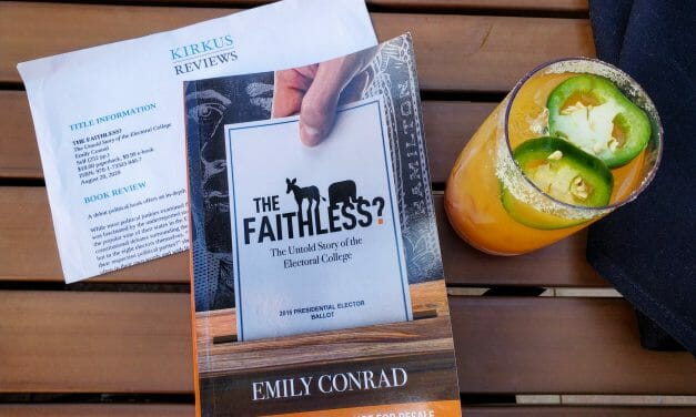 FAITHLESS: Author Emily Conrad on stunning rise of US Electoral College members