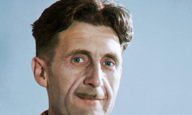 JONATHON VAN MAREN: Orwell's Final Days