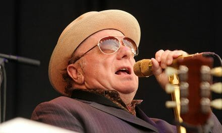 Van Morrison launches lockdown protest album: slams 'crooked facts'