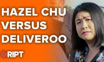 Hazel Chu asks what Deliveroo is doing to stop crime | Gript